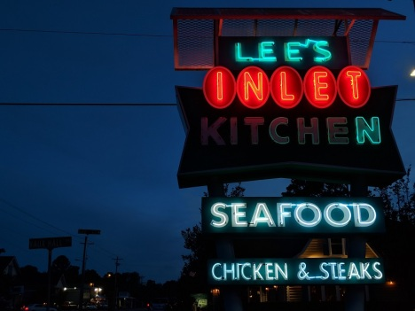 The little iconic restaurant in Murrell's Inlet