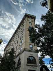 AVL's very own Flat Iron Building