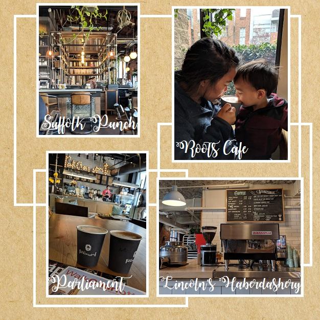 Charlotte Coffee Shops