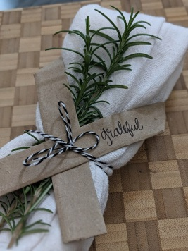 DIY Thanksgiving Place Setting Reuse Paper Bags (4)